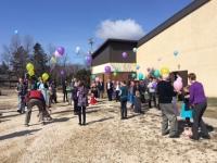 2016 Balloon Release